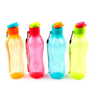 Harga Tupperware New Eco Bottle 500ml with Strap
