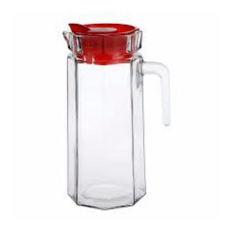 Harga Raisya Pitcher Teko Kaca Segi 8 - 1000ml