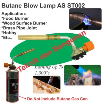 Harga OEM Butane Blow Lamp AS ST002