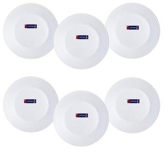 ... Mangkuk Makan Kecil 12cm Putih. Source · Luminarc piring makan Harena