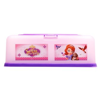 Harga Disney Junior Sofia The First Prestisbox Pink