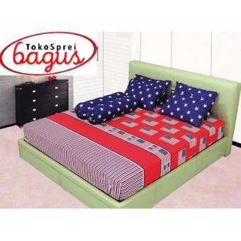 Harga Sprei Internal Queen B2 Usa