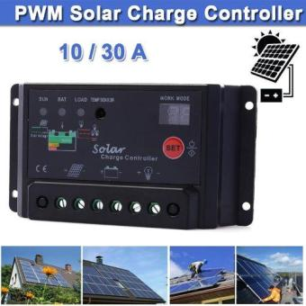 Harga XCSource 10A PWM Solar Panel Charge Controller 12V-24V Solaire Battery Regulator