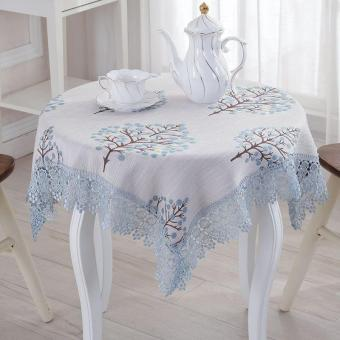 Harga Pastoral table cloth tea table cloth pad cloth 60*60cm - intl