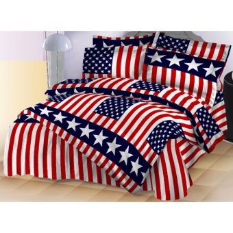 Istanaku Sprei Uk.90x200 - Bendera USA
