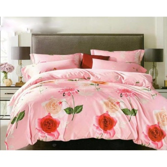 Istanaku Sprei Uk.90x200 - Rose Pink