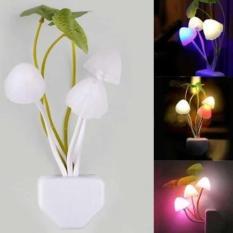 JBS - Lampu Tidur LED Sensor Cahaya Lampu Jamur Lampu avatar / 1Pcs
