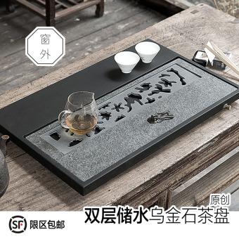 Jenis penyimpanan air batu batu kung fu meja teh teh nampan teh batu