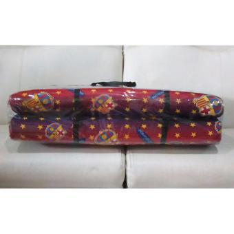 Kasur Lipat PADIE PREMIUM Quality 80 x 180 x 5 cm / kasur lipat / Matras Lipat / Kasur Lantai / Travel Bag - 2