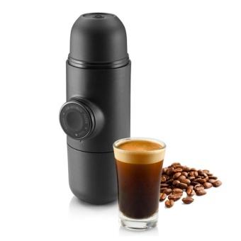 KCASA KC-COFF20 Portable Manual Coffee Maker Hand Espresso Maker Mini Coffee Machine Coffee Pot
