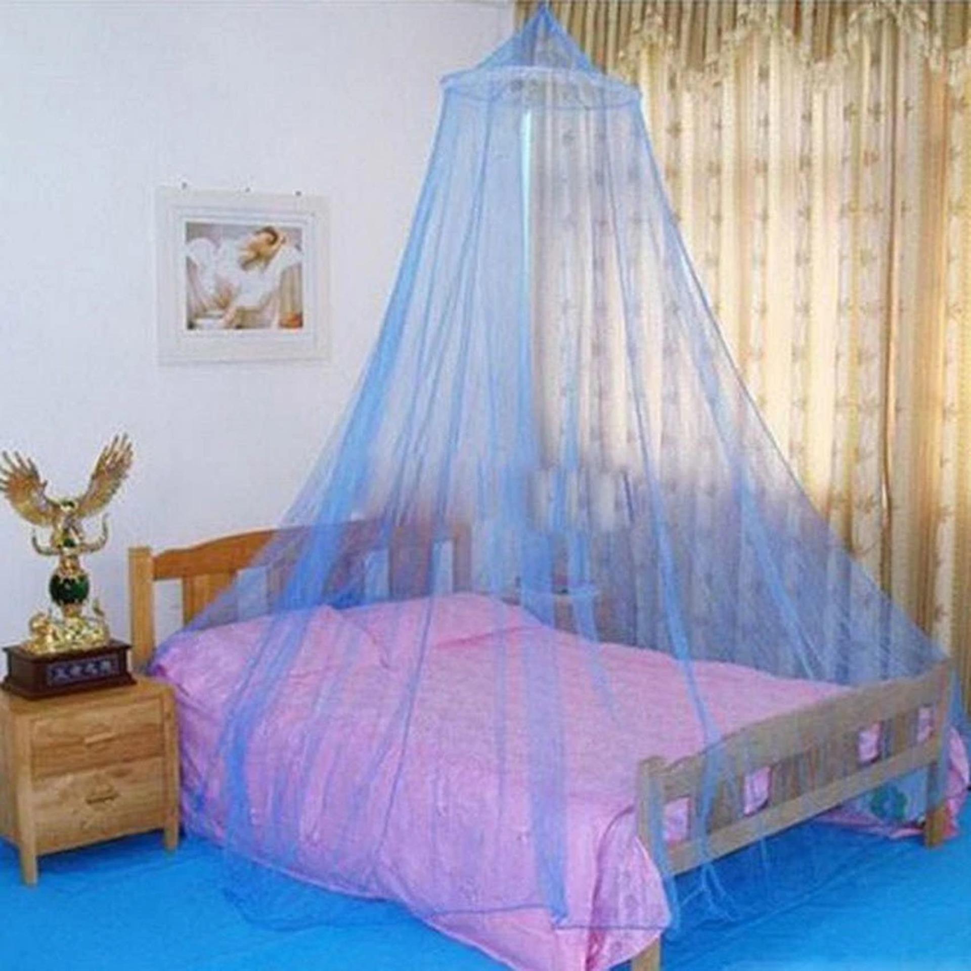Kelambu Tempat Tidur Kl72 120 X 200cm Daftar Harga Terbaru Dan Pusat Javan Bed Canopy Cribstipe Natural Series Ukuran 180x200cmking Sizeter Kl75 150 Info Update Indonesia