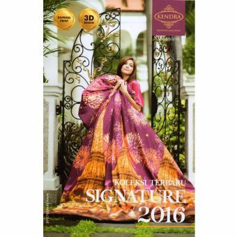 Kendra Signature Sprei Set Imperial Wedding Single Size 120x200 - 2 .