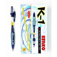 KENKO Gel Pen - K-1 (1 Lusin)