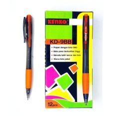 KENKO OBG Ink Pen - KD-9BB (1 Lusin)