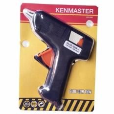 Kenmaster Glue Gun 15 Watt BONUS 2pc Isi Lem Tembak