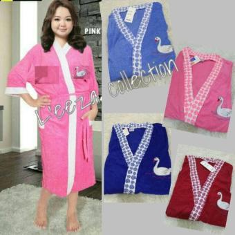 kimono mandi(jubah/baju mandi) dewasa