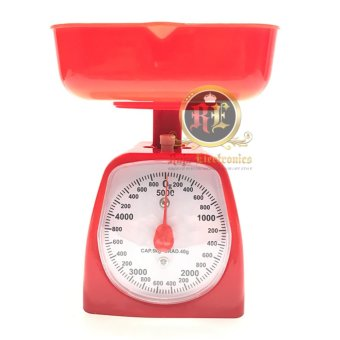 Kitchen Scale Timbangan Kue Manual (Maks. 5 Kg)
