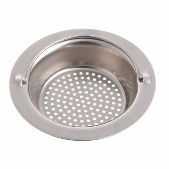Detail Gambar Kitchen Sink Strainer Waste Plug Drain Stopper Filter BasketStainless Steel - intl dan Variasi Modelnya