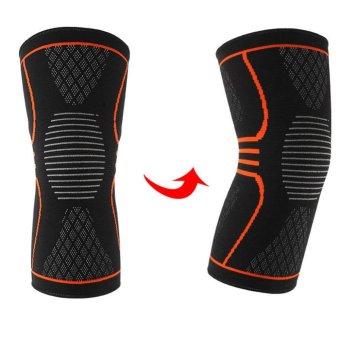 KNEE WRAPS WEIGHT LIFTING BODYBUILDING POWERLIFTING ARTHRITISSUPPORT LEG STRAP 01 S - intl - 3