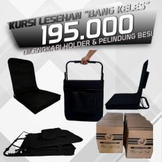 Kursi Minimalis Lesehan [Black Series]