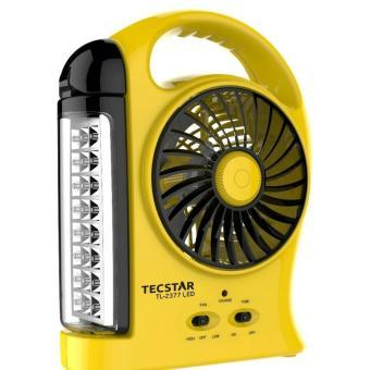Lampu Emergency Tecstar With Fan TL-2377 LED
