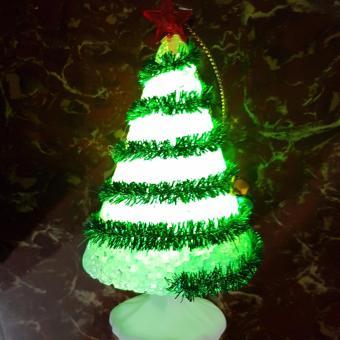Hari Natal Bercahaya Sabuk Lampu Rotan Pohon Natal Bando Bunga Natal Rotan. Source. '