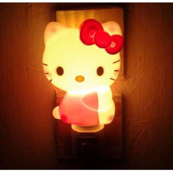 Lampu Tidur LED Mini Karakter Lucu - Random