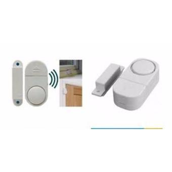 lanjar jaya Alarm Pintu Jendela Rumah Anti Maling - Door Window Entry Alarm .
