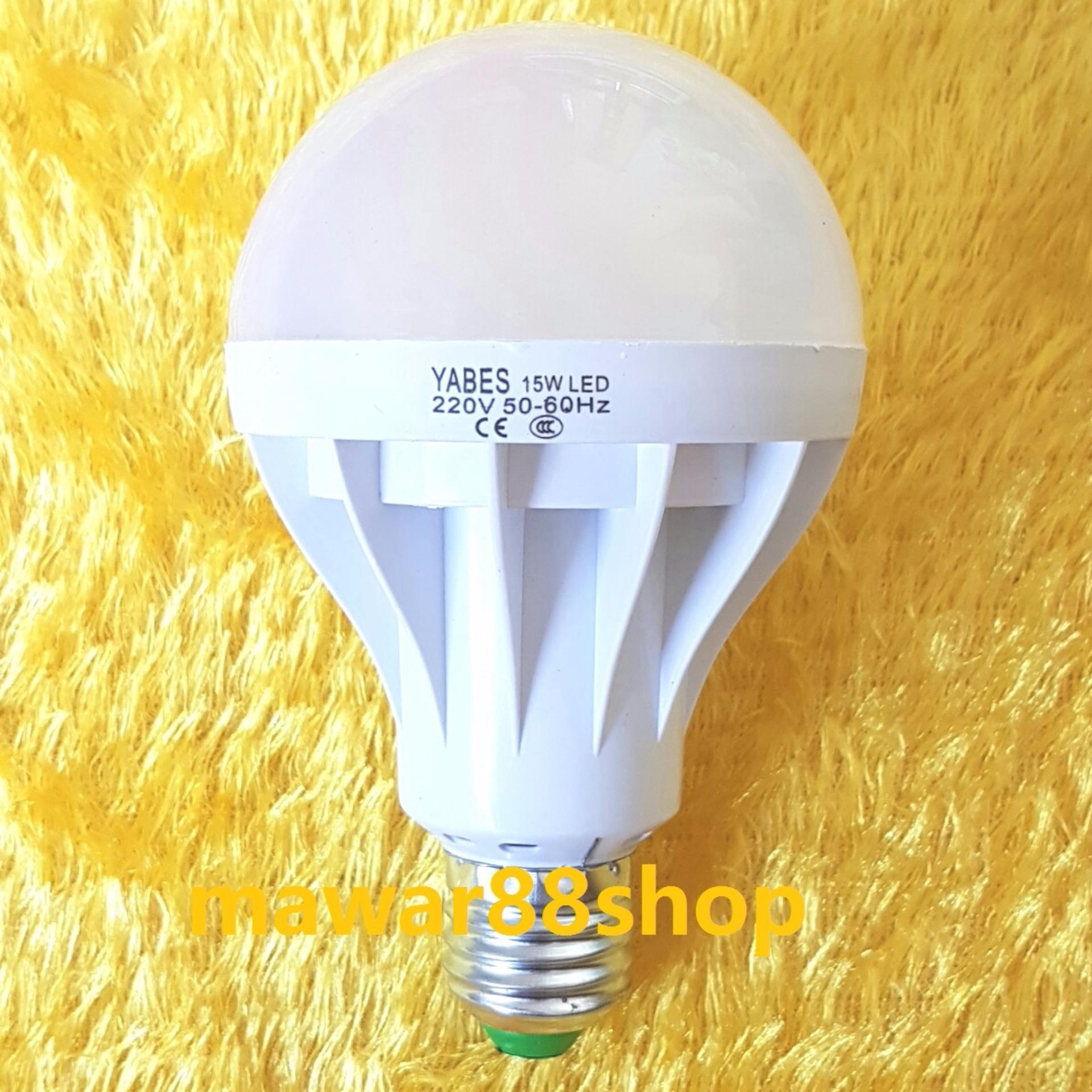 Lvling Bola Lampu Mitsuyama 15 Watt Review Harga Terkini Dan Led Bulb Bohlam Aliteco Daylight Yabes Setara 75 Biasa