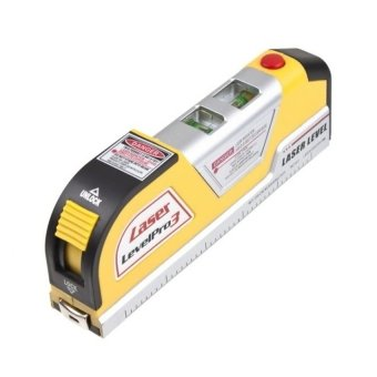 Lines Laser Level Measuring Tape 8 FT - intl