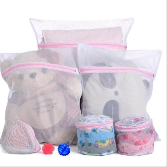 Lingerie Bags for Laundry. Keep All Your Delicates Looking Like Newwith A Set of 3 Mesh Laundry Bags For Lingerie - intl