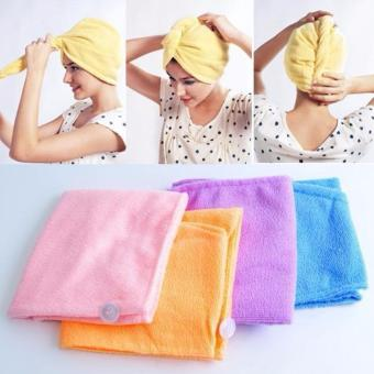 Magic Towel Hair Wrap / Handuk Keramas