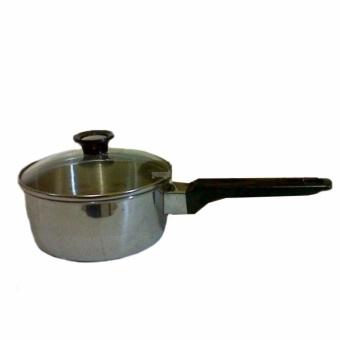 Maspion Clovis Saucepan Stainless Steel 18 cm - Silver