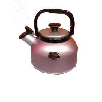 Maspion Teko Pemasak Air whistling Kettle 2,5 Liter - Pink
