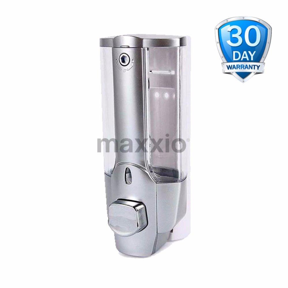 maxxio dispenser sabun silverchrome single