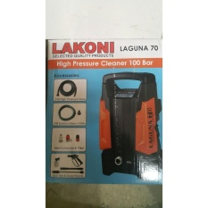 Mesin Steam Mobil / Jet Cleaner LAKONI Laguna 70