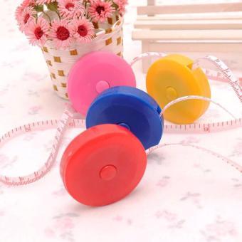 Bonbon Meteran Kain Gulung Mini 3pcs Daftar Harga Terlengkap Source · Meteran Gulung Putar 150cm Mini