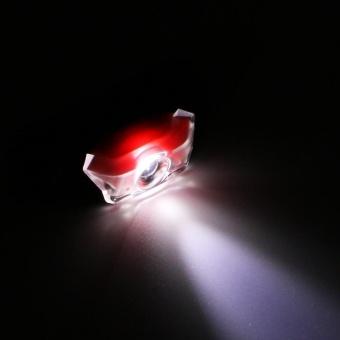 Mini Super Bright Headlight XPE + 2 LED 4 Mode Headlamp Head TorchLamp - intl - 3