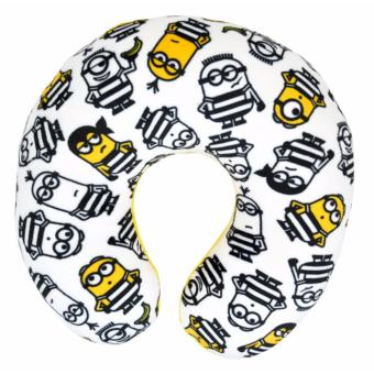 Minion Neck Cushion Pattern DM3