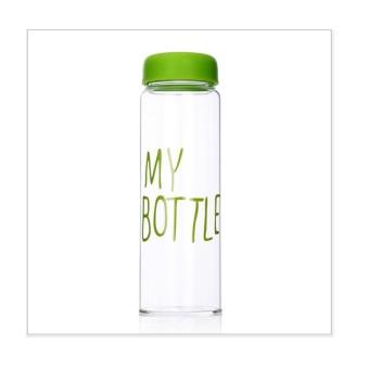 My Bottle Box Hijau With Pouch Hijau - 2