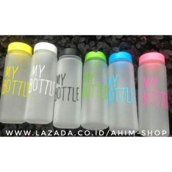 ... My Bottle DOFF Elegant 545 ML + BAG/Sarung Tas Botol Minum Tritan BPA Free