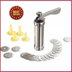 Nagako Cetakan Kue Cookies and Biscuit Maker - Stainless Steel