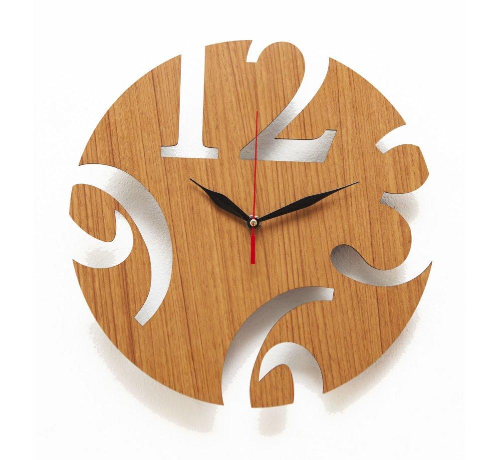 Nail Your Art Jam Dinding Unik Artistik Peanut Artistic Wall Clock Owl Classical 3 6 9 Unique Lazada