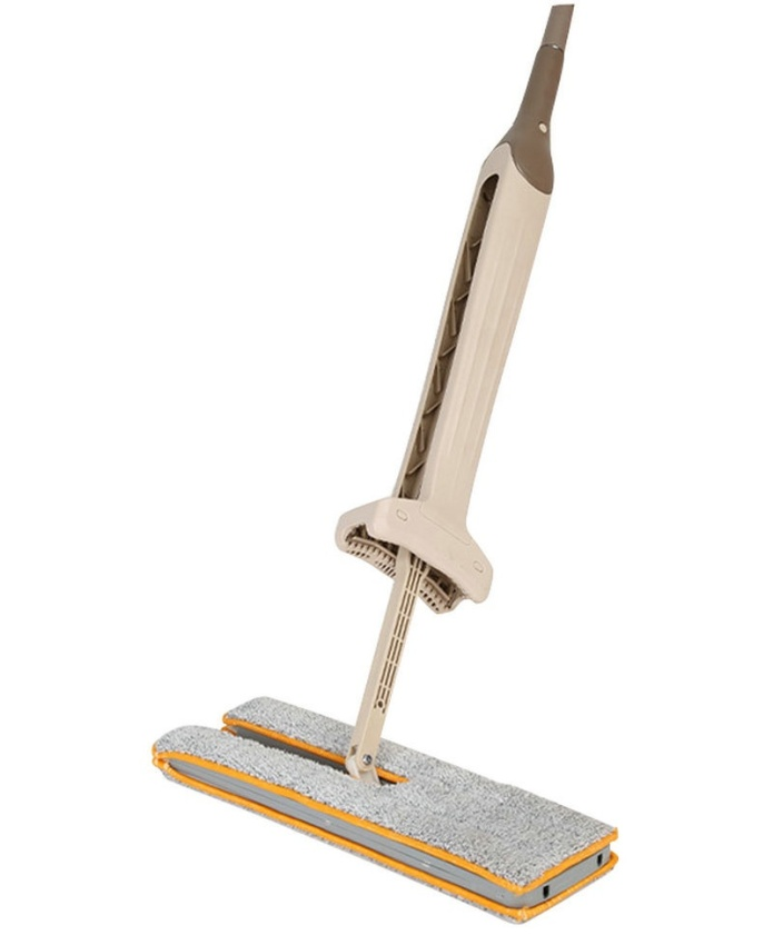 New 360 degree Rotation Double sided Flat Mop free hand .