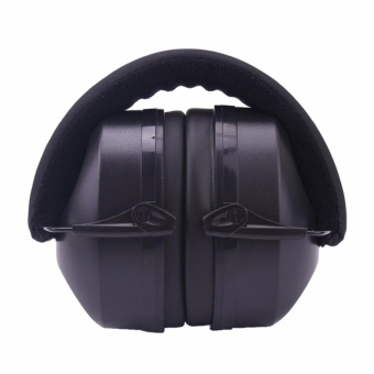 ... New Professional Soundproof Ear Muff Durable Protective Ear Plugsfor noise Earmuffs hearing ear protection - intl
