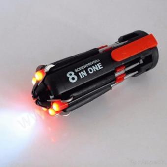 BELI SEKARANG OBENG LED 8 IN 1 Senter Lampu LED Multifungsi Perkakas ScrewdriversTravel Klik di sini !!!