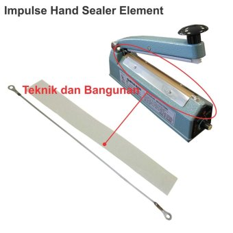 OEM 20cm Impulse Sealer Element/Elemen Pemanas Sealer @10pcs