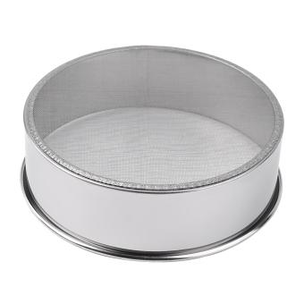... Oh Stainless Steel Saringan Tepung Diayak Ayak Ayakan Kawat Kue Dapur Kue - 3 ...