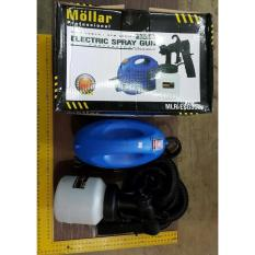 Paint Zoom Paint Gun Spray Gun Set Merk Mollar