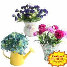 Bunga Alium Vas Melamin Murah Daftar Harga Terlengkap Indonesia Source PAKET CASHBACK Buket .